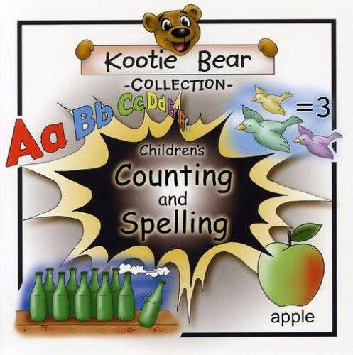Kootie Bear (Counting & Spelling)