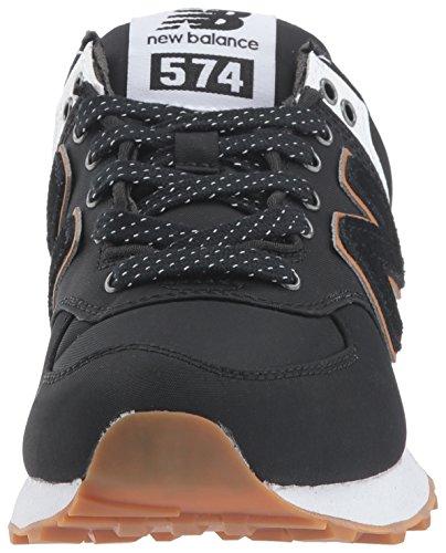 New Balance Baskets Wl574v2 Noir Femme rdrY1Bwq