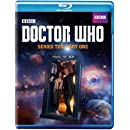 Doctor Who: Series 10, Part 1 [Blu-ray]