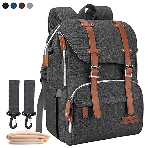 60f5be371d2c Top 10 Diaper Backpack With Changing Pads of 2019 - Best Reviews Guide