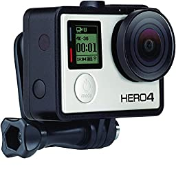 GoPro Headstrap Mount + Quick Clip (GoPro Official Mount)