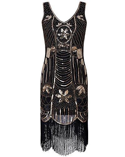 affordable art deco dress - 2