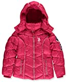 U.S. Polo Assn. Girls' Bubble Jacket (More Styles Available)