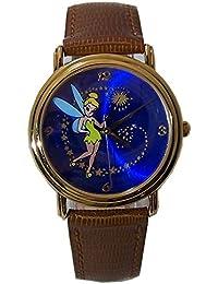 Tinker Bell Watch Disney Artists Signature Series Lmt. Ed. Wristwatch