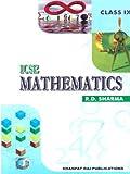 ICSE Mathematics (R.D.Sharma) - 9