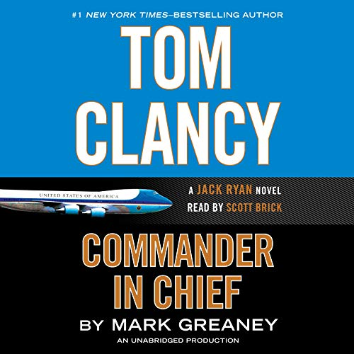 Tom Clancy Commander-in-Chief ()