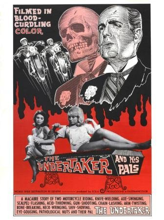 (Undertaker And His Pals The Movie Poster 24x36)