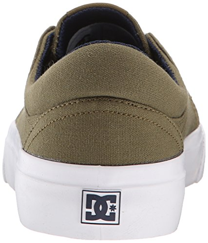 Dark Tx Top Olive Trase Sneakers Hi Women's DC 7FqgAw1