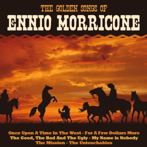 CD : Ennio Morricone - Golden Songs of (2 Disc)