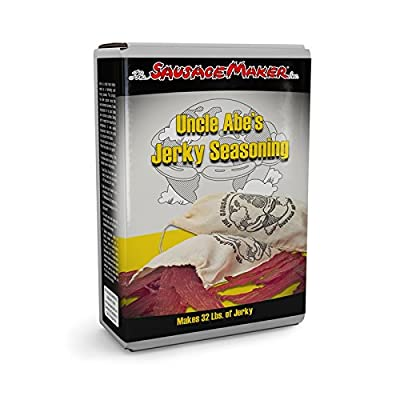 TSM Uncle Abe's Jerky Seasoning, 1 lb.
