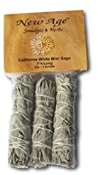 NewAge Smudges and Herbs MCWS3 Californi...