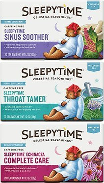 Celestial Seasonings Sleepytime Wellness Echinacea product image