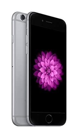 Apple I Phone 6 (32 Gb)   Space Gray   [Locked To Total Wireless Prepaid] by Apple