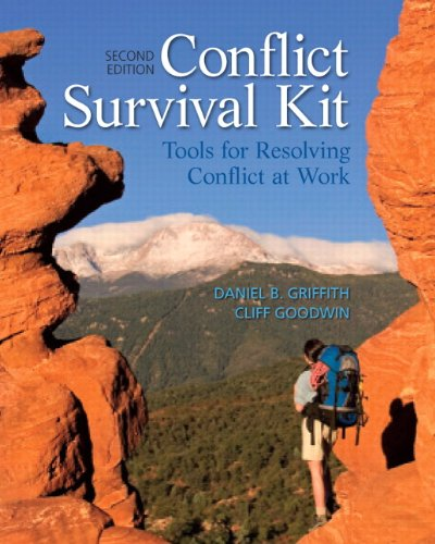Price comparison product image Conflict Survival Kit: Tools for Resolving Conflict at Work (2nd Edition)