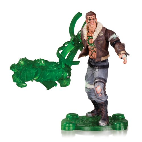 DC Collectibles Infinite Crisis: Atomic Green Lantern Collector Action Figure