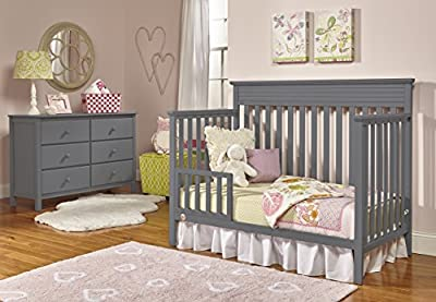 Fisher-Price Guard Rail, Stormy Grey