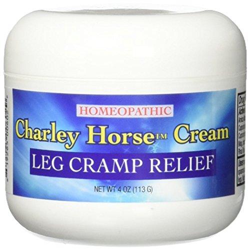 Homeopathic Charlie Horse Leg Cramp Cream (4oz)