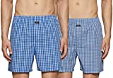 Jockey Men's Cotton Boxers(Pack of 2)(1222-0210-ASSTD Boxer Shorts XL)
