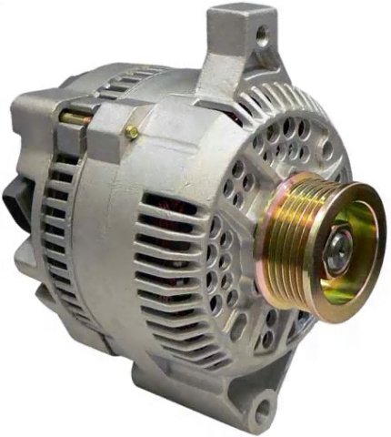 Velocity High Output Alternator 7078-220-HD12-57 - 220A High Output Alternator for Jeep CHEROKEE