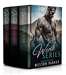 Worth the Risk: The Risk Series Box Set by [Parker, Weston]