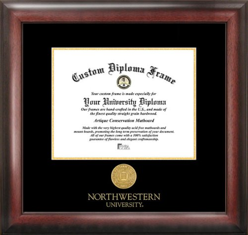 Custom Diploma Frames - 8