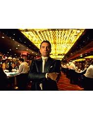 Robert De Niro as Ace Rothstein in Casino 24X36 Poster on gambling floor