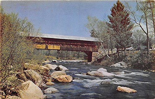 - Typical Scene Misc New Hampshire Postcard