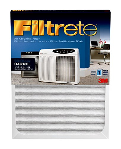 (Filtrete OAC150RF Replacement Filter, 11 x 14 1/2)
