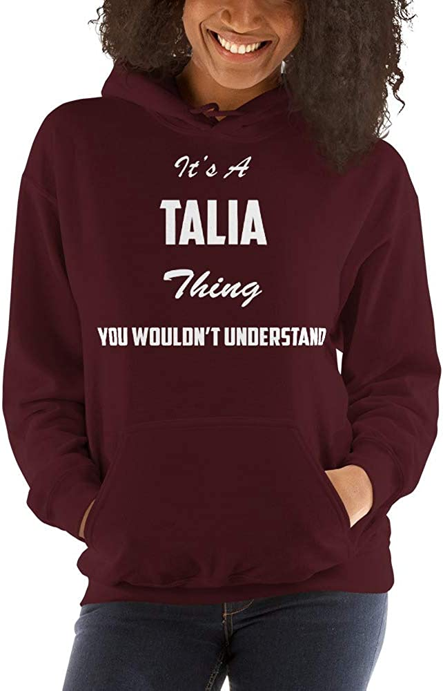 You Wouldnt Understand meken Its A Talia Thing