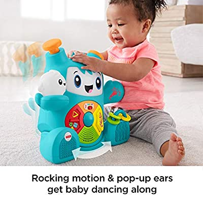 Fisher-Price Dance & Groove Rockit: Toys & Games