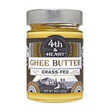 4th & Heart - Ghee Butter White Truffle Salt - 9 oz.