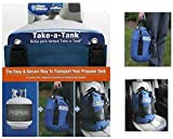 Take-A-Tank Polyester and Polyethylene Propane Carrier