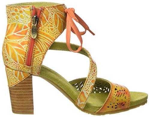 Orange Orange Women's Sandals Bernie Vita Laura Ankle 178 Orange Strap RS1gcpxqw