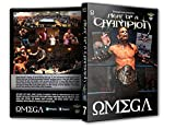 OMEGA Wrestling - Night of a Champion DVD-R