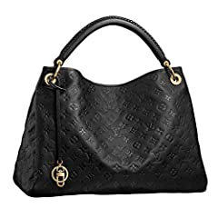 Spacious, sophisticated and chic, the Artsy MM is a timeless tote bag. In sumptuous embossed Monogram Empreinte leather, a luxuriously ornate handle and rich golden color metallic pieces create a refined look.