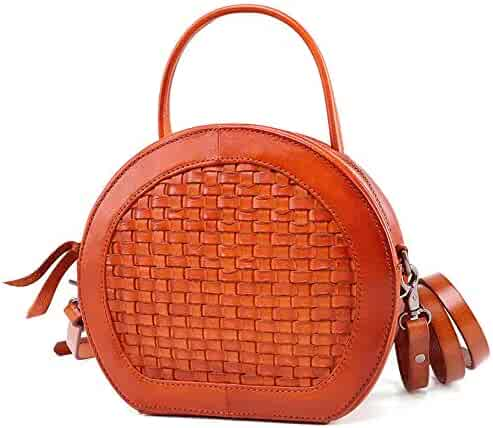 5b5d2433f544 Shopping Oranges - Leather - Handbags & Wallets - Women - Clothing ...