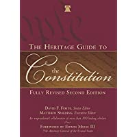 Deals on The Heritage Guide to the Constitution Kindle Edition