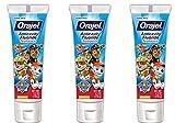 Orajel PAW Patrol Anticavity Fluoride Toothpaste