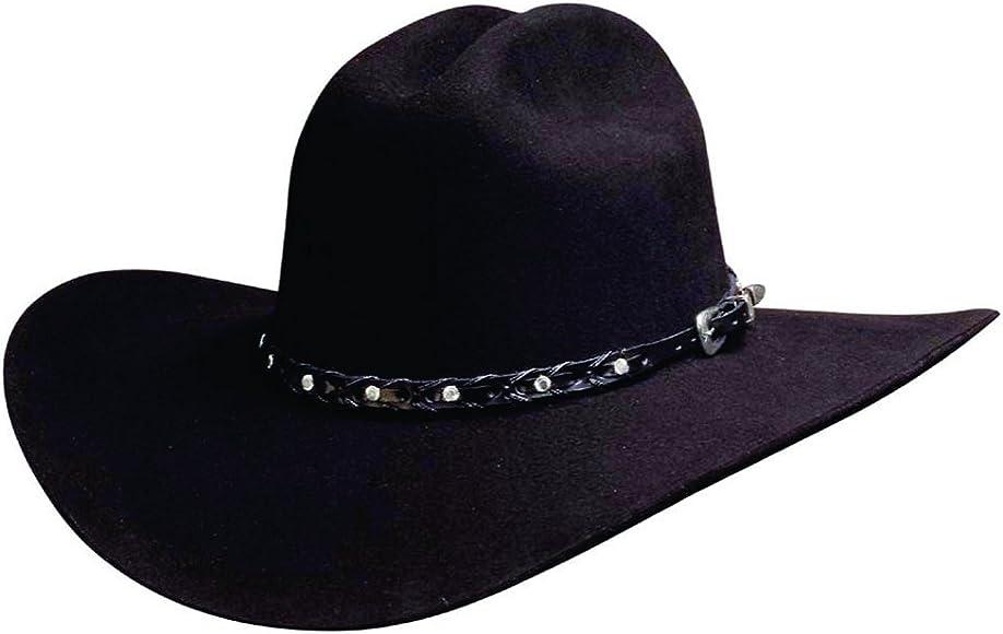 e427849d298b03 Montecarlo / Bullhide Hats - PISTOL PETE - 6X Premium Wool Western Cowboy  Hat (6