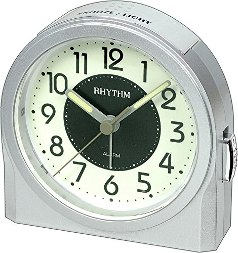 Rhythm 70647-19 Despertador anal/ógico