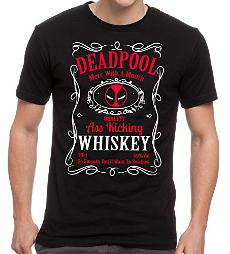 with Deadpool T-Shirts design