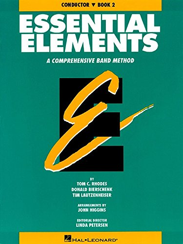 Essential Elements Book 2 - Conductor Conductor ()