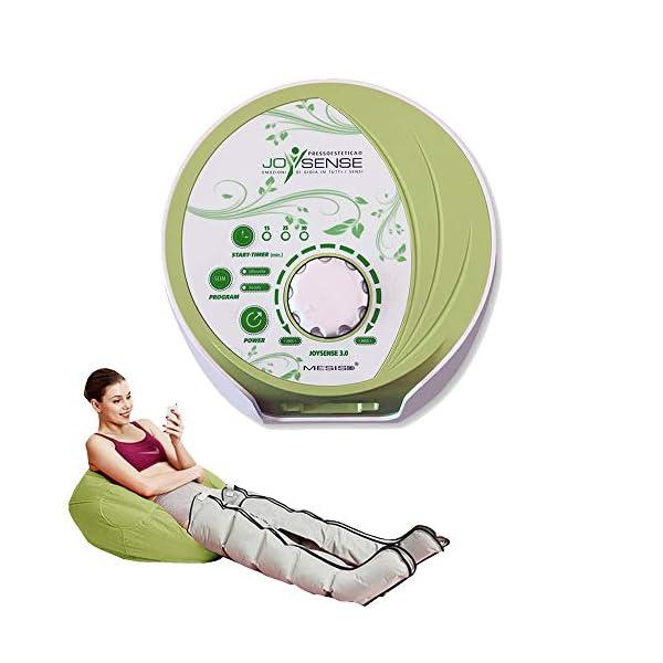 MESIS Pressoterapia PressoEstetica JoySense 3.0 (con 2 gambali) 1 spesavip