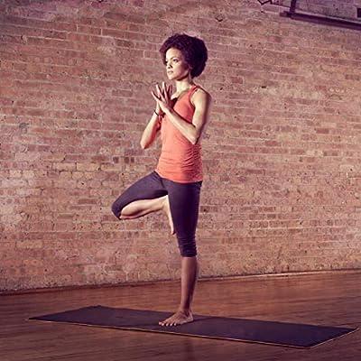 Amazon.com: Natural Fitness Yoga Mat Toalla: Sports & Outdoors