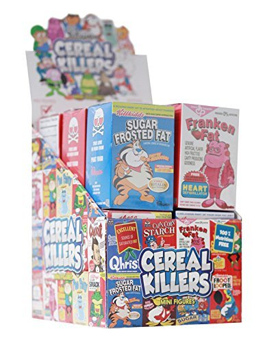 (Full Case of 12 Cereal Killers 3