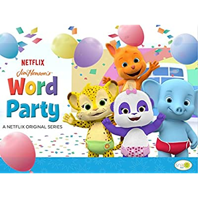 Snap Toys Word Party - Bailey 7