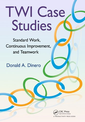 TWI Case Studies: Standard Work, Continuous Improvement, and Teamwork
