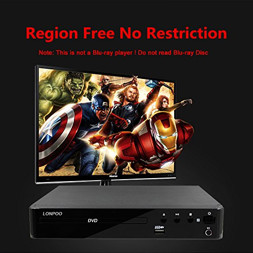 Buy multi region dvd player best buy