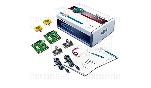 DecaWave DW1000 Two Way Ranging Evaluation Kit: Amazon com