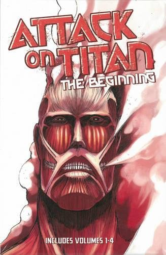 Attack-on-Titan-The-Beginning-Box-Set-Volumes-1-4